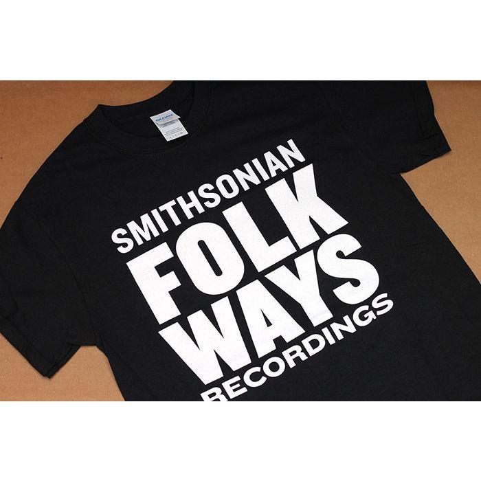 SMITHONIAN FOLKWAYS RECORDINGS / T-SHIRTS (L SIZE) / T-SHIRT ≪SIZE L≫