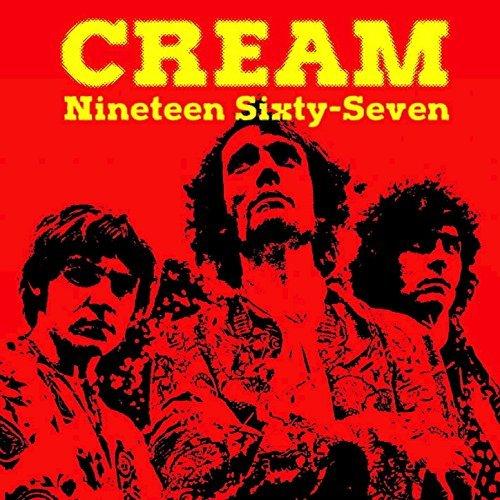 CREAM / クリーム / NINETEEN SIXTY-SEVEN
