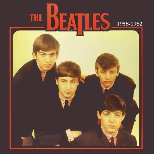 BEATLES / ビートルズ / 1958-1962 (LP)