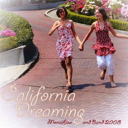 MONALISA TWINS / CALIFORNIA DREAMING 2008 (CDS)