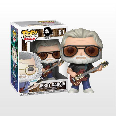 JERRY GARCIA / ジェリー・ガルシア / POP! - ROCK SERIES: JERRY GARCIA / ジェリー・ガルシア
