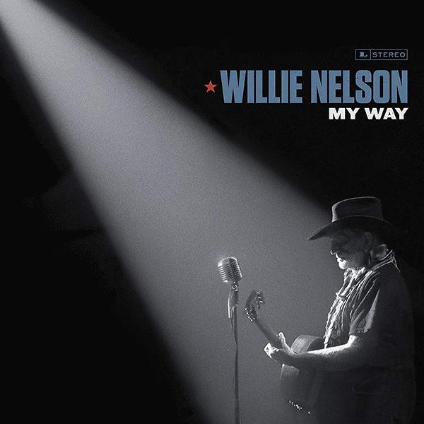 WILLIE NELSON / ウィリー・ネルソン / MY WAY (LP)