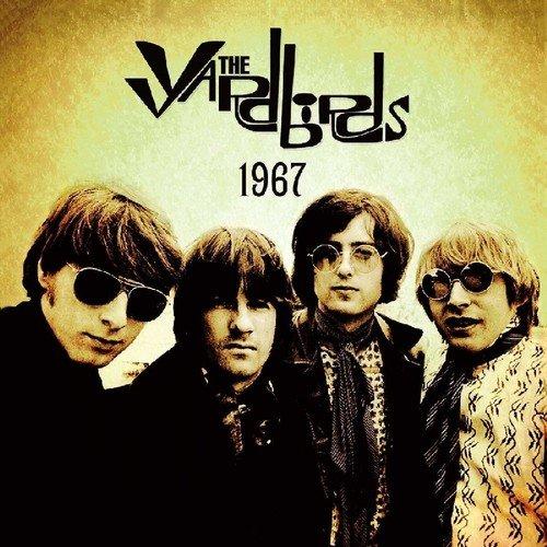 YARDBIRDS / ヤードバーズ / LIVE IN STOCKHOLM & OFFENBACH - 1967