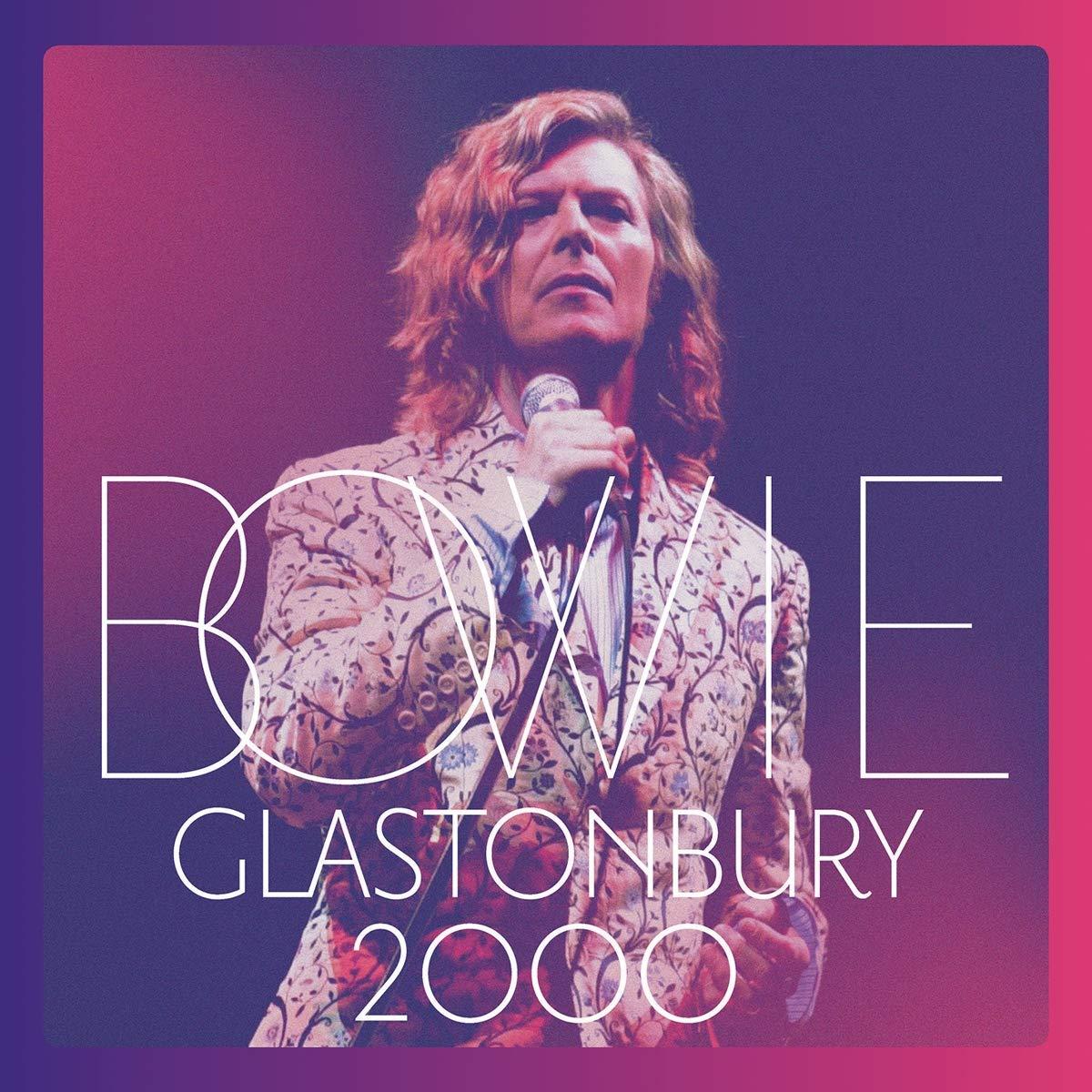 DAVID BOWIE / デヴィッド・ボウイ / GLASTONBURY 2000 (3LP)