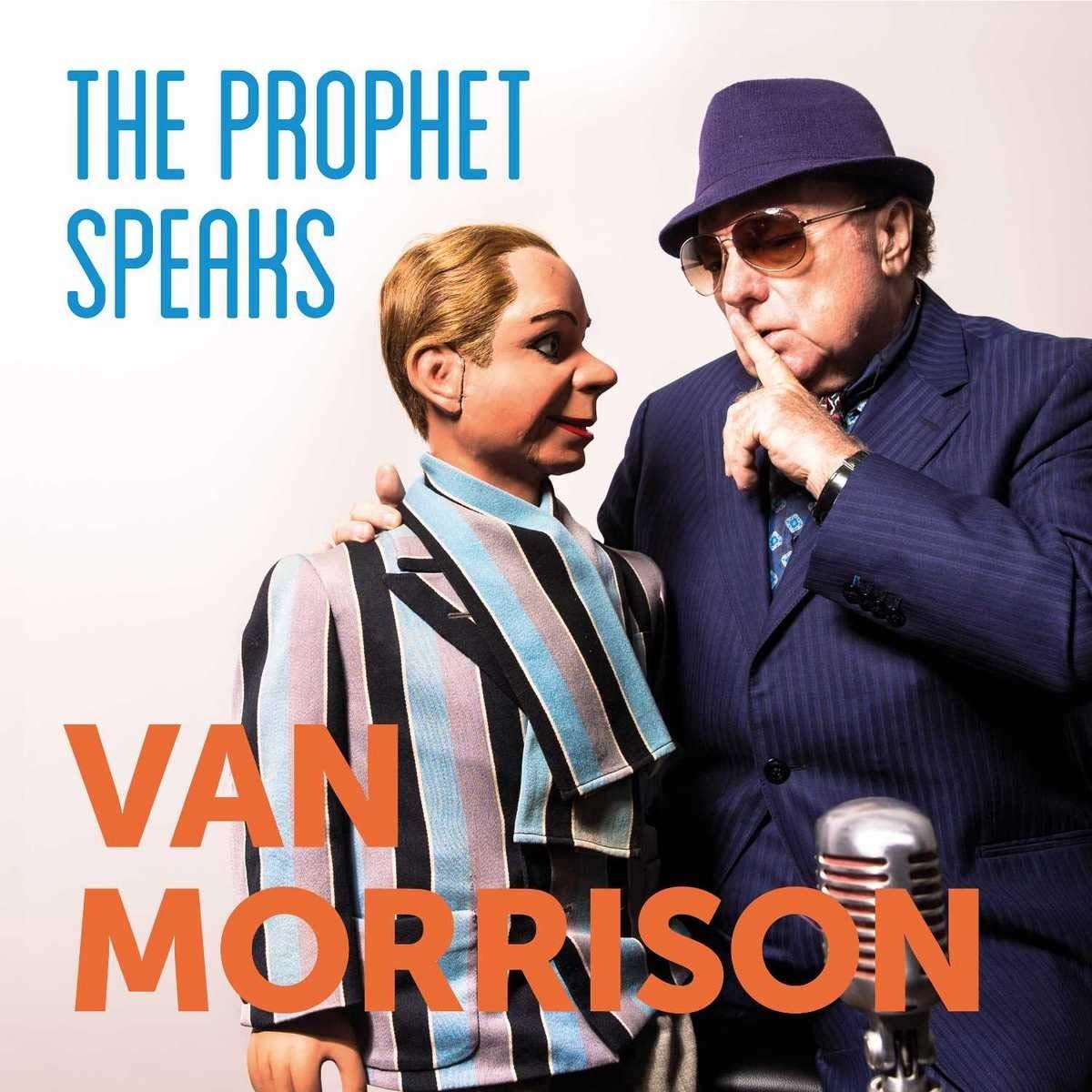 VAN MORRISON / ヴァン・モリソン / THE PROPHET SPEAKS (2LP)