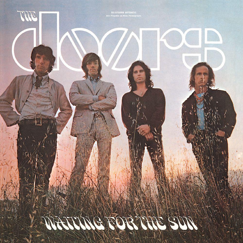 DOORS / ドアーズ / WAITING FOR THE SUN (50TH ANNIVERSARY 180G LP)