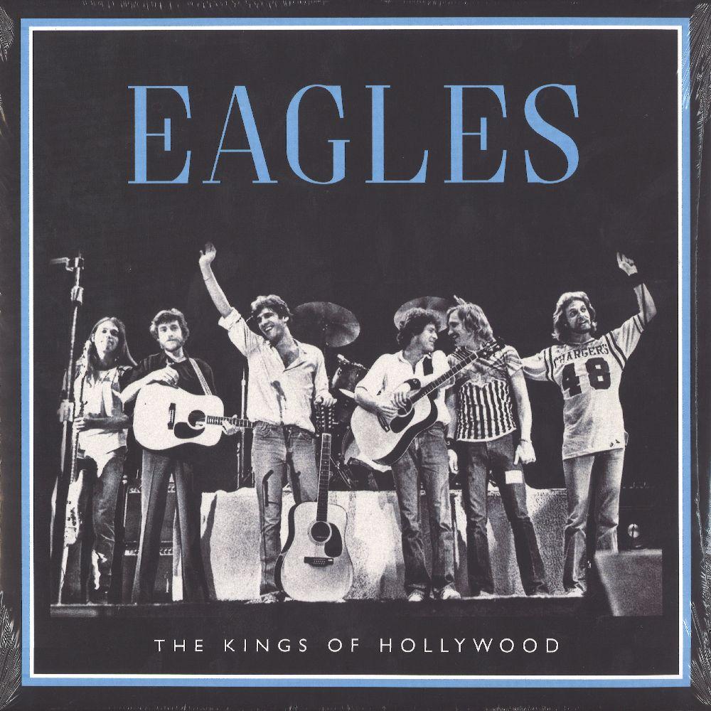 EAGLES / イーグルス / KINGS OF HOLLYWOOD (2LP)