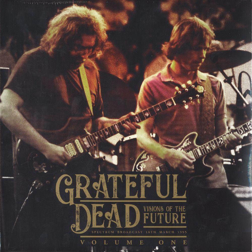 GRATEFUL DEAD / グレイトフル・デッド / VISIONS OF THE FUTURE VOL.1 (2LP)