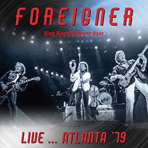 FOREIGNER / フォリナー / LIVE.. ATLANTA '79