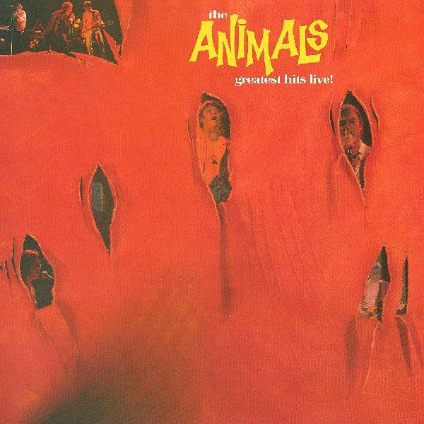 ANIMALS / アニマルズ / GREATEST HITS LIVE (LP)