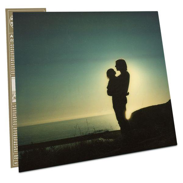 AL MANFREDI / BLUE GOLD (LP)