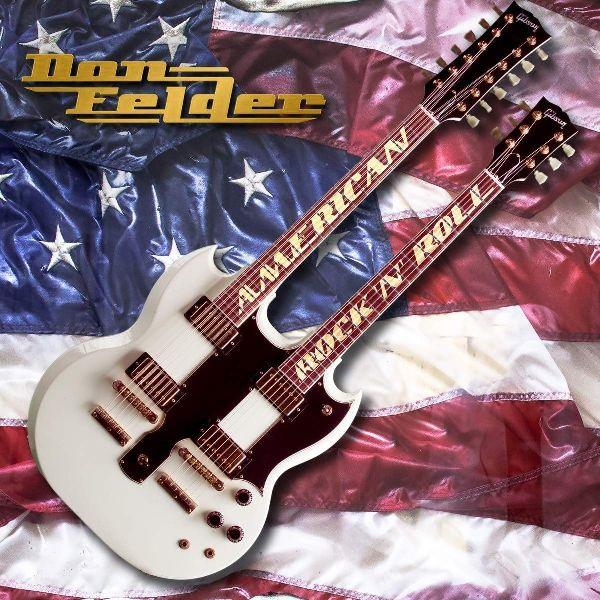 DON FELDER / ドン・フェルダー / AMERICAN ROCK 'N' ROLL