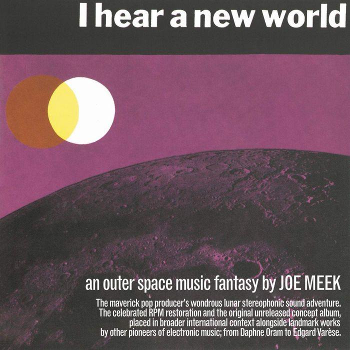JOE MEEK / ジョー・ミーク / I HEAR A NEW WORLD: AN OUTER SPACE MUSIC FANTASY BY JOE MEEK - THE PIONEERS OF ELECTRONIC MUSIC (3CD BOX)
