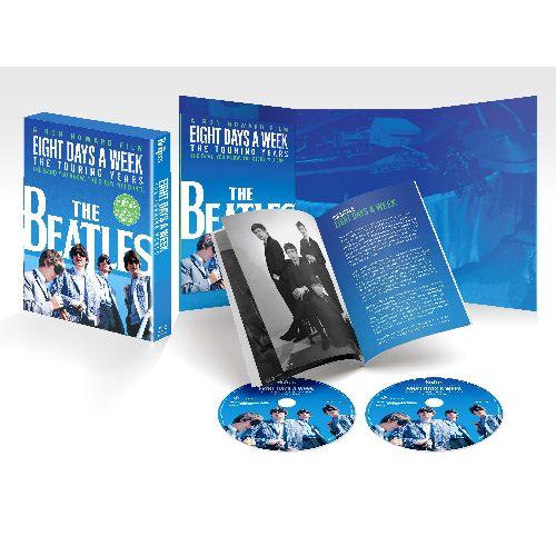 BEATLES / ビートルズ / EIGHT DAYS A WEEK - THE TOURING YEARS (2BLU-RAY スペシャル・エディション)