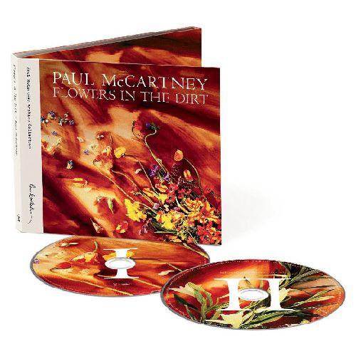 PAUL McCARTNEY / ポール・マッカートニー / FLOWERS IN THE DIRT / フラワーズ・イン・ザ・ダート [スペシャル・エディション2SHM-CD]