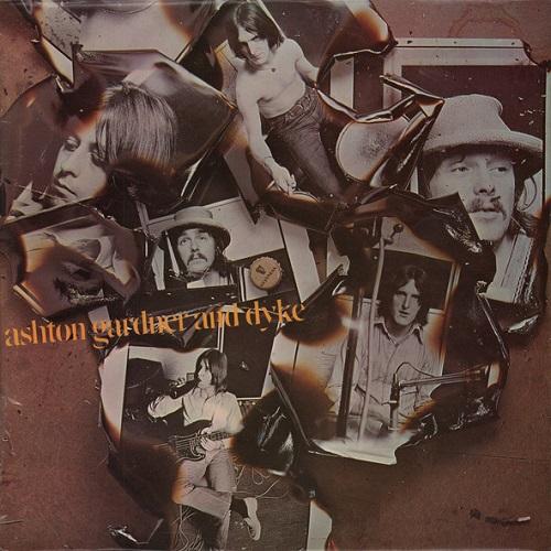 ASHTON, GARDNER & DYKE / アシュトン・ガードナー・アンド・ダイク / ASHTON GARDNER AND DYKE / デビュー!