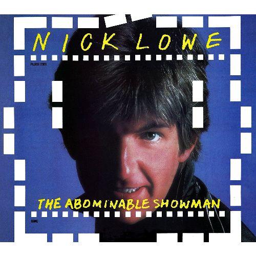 "NICK LOWE / ニック・ロウ / ショウマンの悲劇 (LP+7"")"