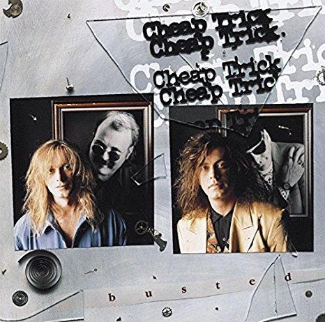 CHEAP TRICK / チープ・トリック / バステッド +7