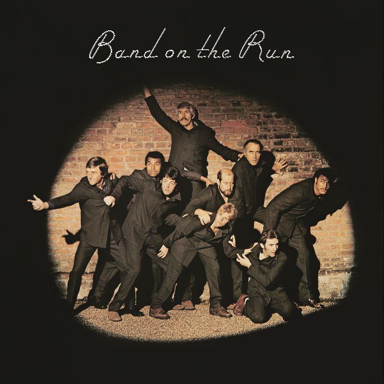 PAUL MCCARTNEY & WINGS / ポール・マッカートニー&ウィングス / BAND ON THE RUN / バンド・オン・ザ・ラン