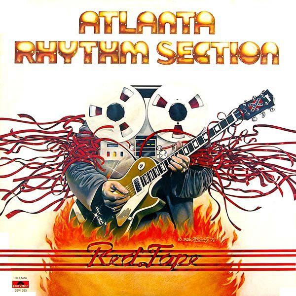 ATLANTA RHYTHM SECTION / アトランタ・リズム・セクション / RED TAPE / レッド・テープ