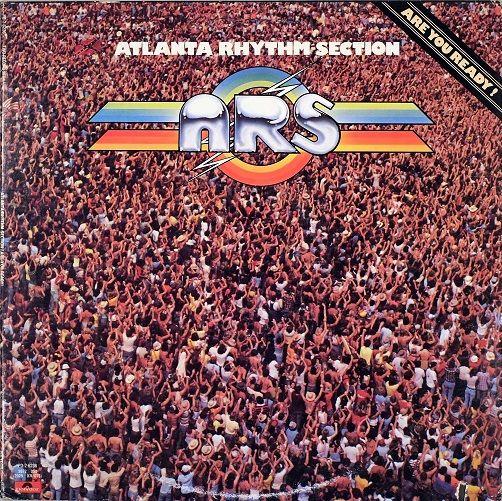 ATLANTA RHYTHM SECTION / アトランタ・リズム・セクション / ARE YOU READY! / アー・ユー・レディー!
