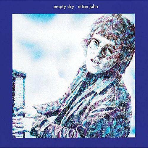 ELTON JOHN / エルトン・ジョン / EMPTY SKY / エンプティ・スカイ(エルトン・ジョンの肖像)+4