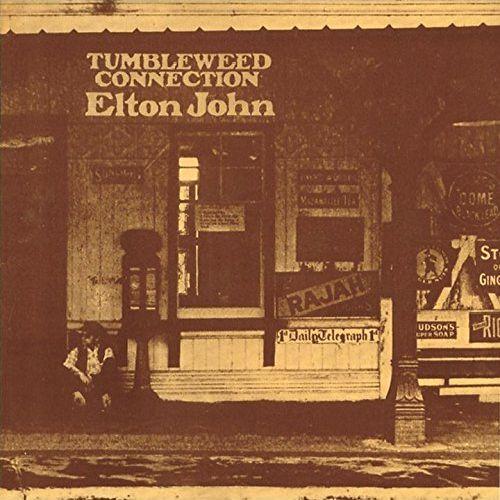 ELTON JOHN / エルトン・ジョン / TUMBLEWEED CONNECTION / エルトン・ジョン3+2