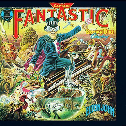 ELTON JOHN / エルトン・ジョン / CAPTAIN FANTASTIC AND THE BROWN DIRT COWBOY / キャプテン・ファンタスティック+3