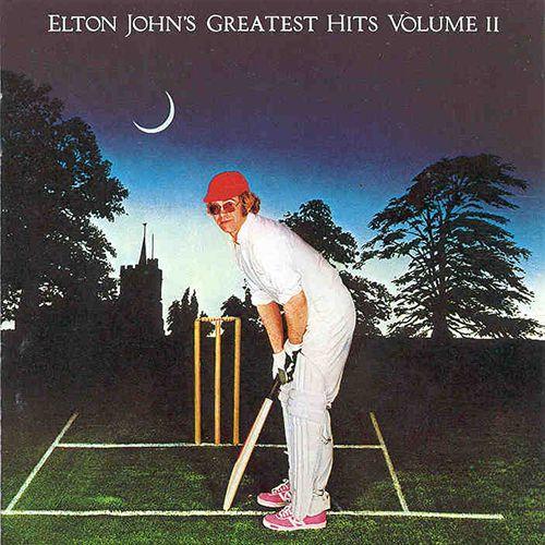 ELTON JOHN / エルトン・ジョン / GREATEST HITS VOLUME 2 / フィラデルフィア・フリーダム~エルトン・ジョン・グレイテスト・ヒッツ VOL.2