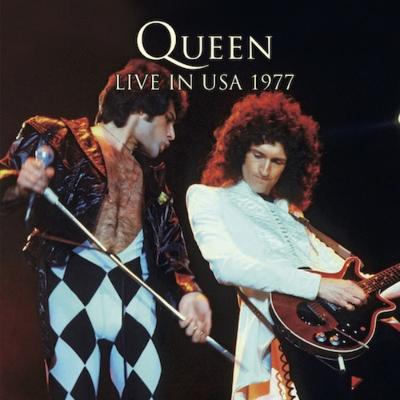 QUEEN / クイーン / ライヴ・イン・USA 1977