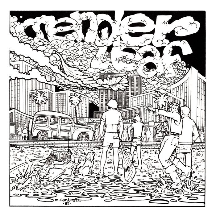 TENDER LEAF / テンダー・リーフ / TENDER LEAL / テンダー・リーフ
