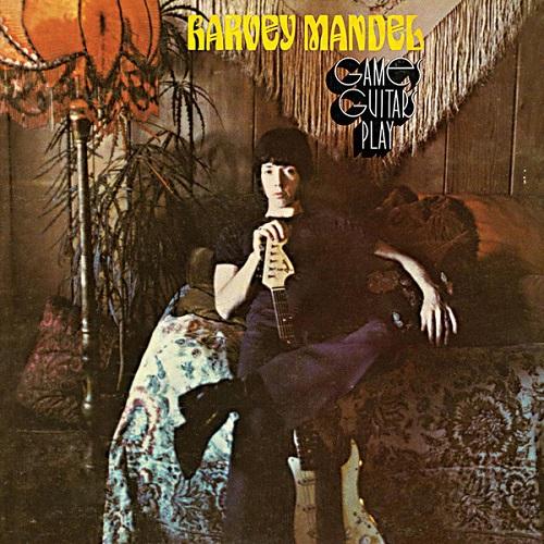 HARVEY MANDEL / ハーヴェイ・マンデル / GAMES GUITARS PLAY / ゲームズ・ギターズ・プレイ