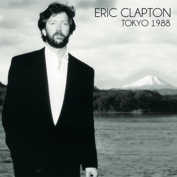 ERIC CLAPTON / エリック・クラプトン / ライヴ・イン・ジャパン 1988