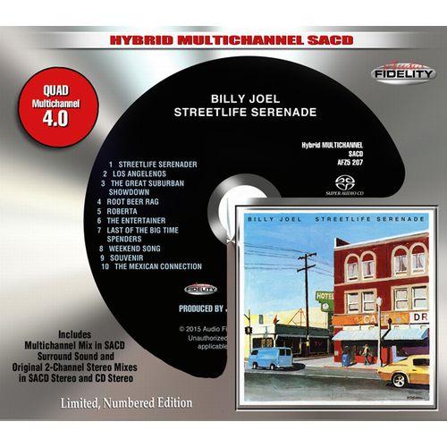 BILLY JOEL / ビリー・ジョエル / STREET LIFE SERENADE (HYBRID SACD 4.0 MULTICHANNEL)