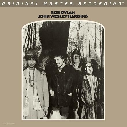 BOB DYLAN / ボブ・ディラン / JOHN WESLEY HARDING (MONO 180G 45RPM 2LP)