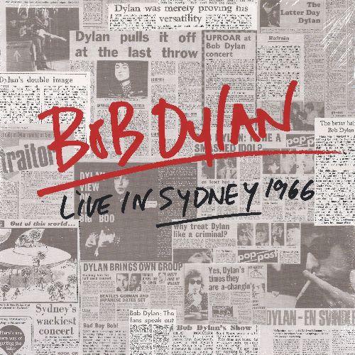 BOB DYLAN / ボブ・ディラン / LIVE IN SYDNEY 1966 (2LP)