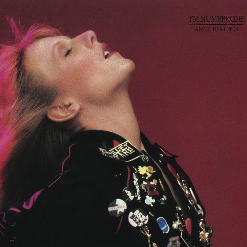 ANNE BERTUCCI / I'M NUMBER ONE (180G LP+CD)