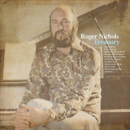 ROGER NICHOLS / ロジャー・ニコルス / TREASURY / ロジャー・ニコルス・トレジャリー (LP)