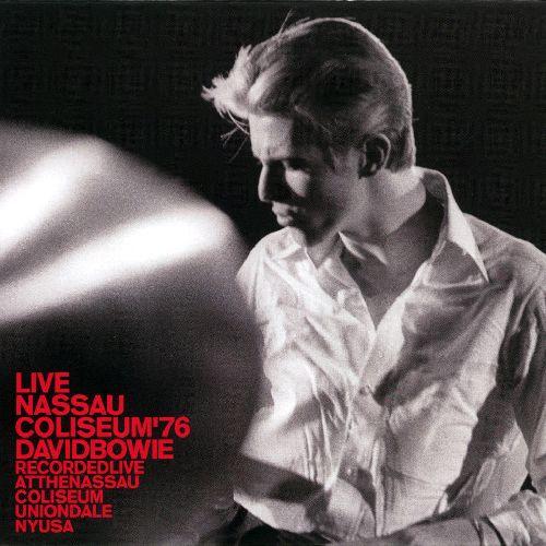 DAVID BOWIE / デヴィッド・ボウイ / LIVE NASSAU COLISEUM '76 (180G 2LP)