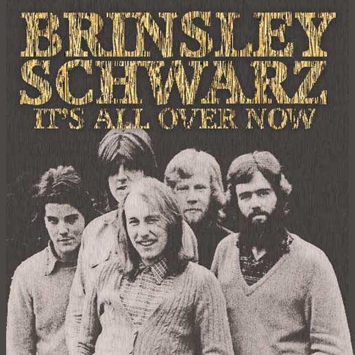 BRINSLEY SCHWARZ / ブリンズリー・シュウォーツ / IT'S ALL OVER NOW / イッツ・オール・オーヴァー・ナウ (LP)