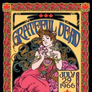 GRATEFUL DEAD / グレイトフル・デッド / P.N.E. GARDEN AUDITORIUM, VANCOUVER, BRITISH COLUMBIA, CANADA, 7/29/66 [180G 2LP]