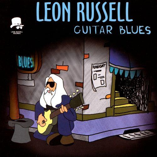 LEON RUSSELL / レオン・ラッセル / GUITAR BLUES [CD]
