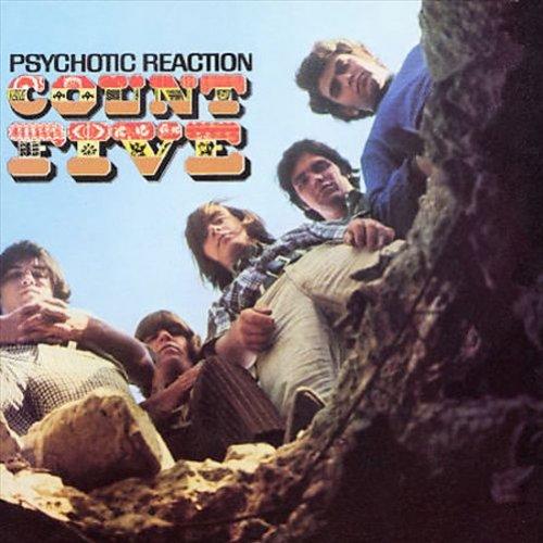 COUNT FIVE / カウント・ファイヴ / PSYCHOTIC REACTION [180G MONO LP]
