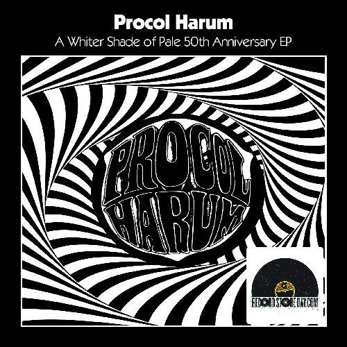 "PROCOL HARUM / プロコル・ハルム / A WHITER SHADE OF PALE (50TH ANNIVERSARY EP) [12""]"