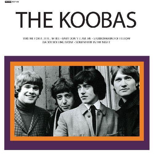 """KOOBAS / クーバス / LIVE IN GERMANY [7""""]"""