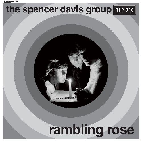 "SPENCER DAVIS GROUP / スペンサー・デイヴィス・グループ / RAMBLING ROSE [7""]"