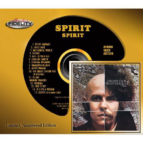 SPIRIT / スピリット / SPIRIT (HYBRID SACD)
