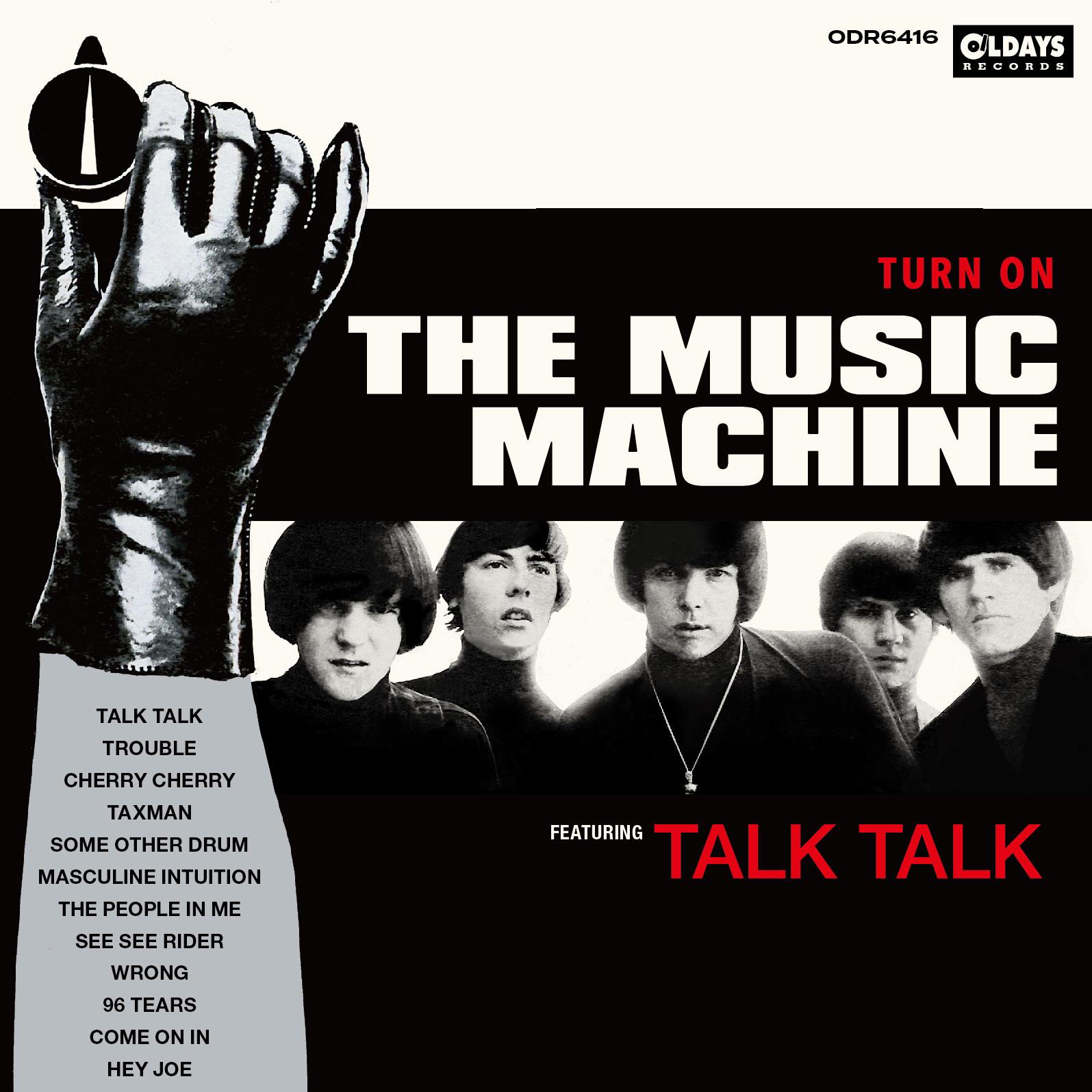MUSIC MACHINE / ミュージック・マシーン / MUSIC MACHINE / ミュージック・マシーン