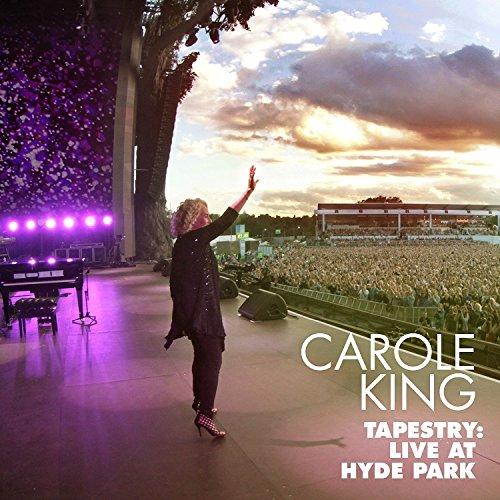 CAROLE KING / キャロル・キング / つづれおり:ライヴ・アット・ハイド・パーク (CD+DVD)