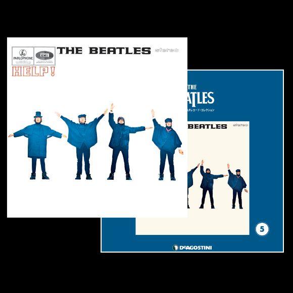 BEATLES / ビートルズ / ザ・ビートルズ・LPレコード・コレクション 第5号 ヘルプ!(4人はアイドル) (BOOK+180G LP)